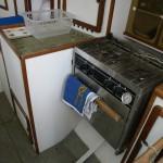Frigo e cucina